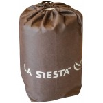La Siesta Rollito Bag - Drawstring Bag for Double and Kingsize Classic Hammocks tilbehør til hængekøje